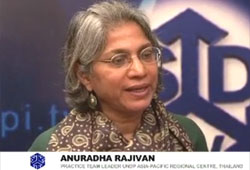 Panel Interview at 5th SAES on Development Agenda for New South Asia Part-II
